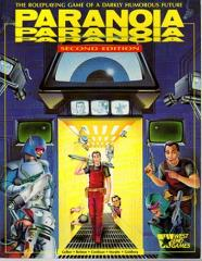 Paranoia (2nd Edition)