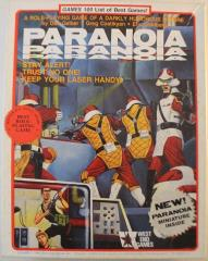 Paranoia (1st Edition)