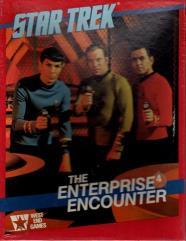 Star Trek - The Enterprise Encounter