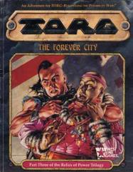 Relics of Power #3 - The Forever City