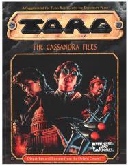 Cassandra Files, The