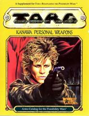 Kanawa Personal Weapons
