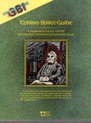 International - Tobin's Spirit Guide