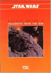 Galaxy Guide #9 - Fragments from the Rim