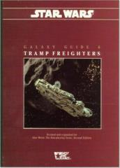 Galaxy Guide #6 - Tramp Freighters (Revised Edition)