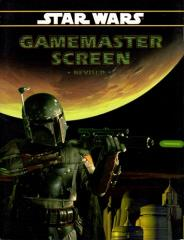 Gamemaster Screen (2nd Edition, Revised)