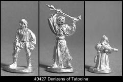 Denizens of Tatooine
