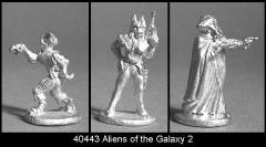 Aliens of the Galaxy #2