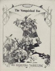Vanquished Foe, The