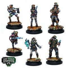 Soul Hunters, The