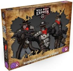 Raider/Hex Cutthroats & Gunmen