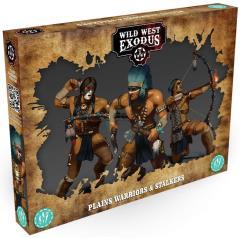 Plains Warriors & Stalkers