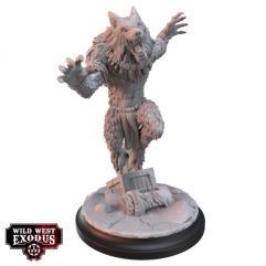 Legendary Ghost Wolf