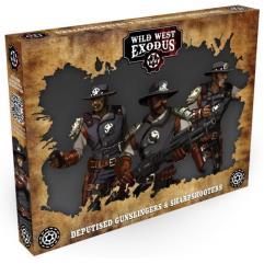 Deputised Gunslingers & Sharpshooters