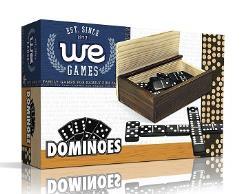 Dominoes w/Wooden case