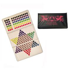 Checkbook Magnetic Chinese Checkers