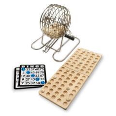 Old-Time Bingo Set