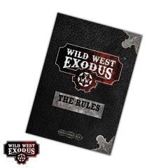 Wild West Exodus - Rulebook (2nd Edition)