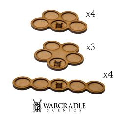 Formation Movement Trays - 25mm