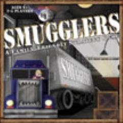 Smugglers - A Family Friendly Strategy Game