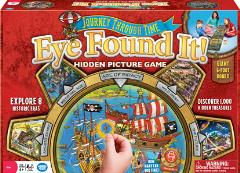 Journey Through Time Eye Found It! - Hidden Picture Game