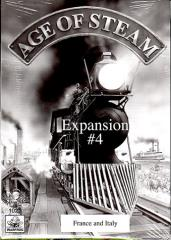 Expansion #4 - France & Italy