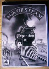 Expansion #1 - England & Ireland