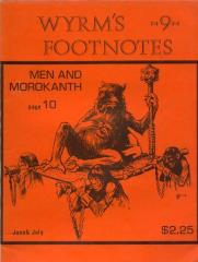 "#9 ""Gods of the Earth Pt. 5, Men and Morokanth"""