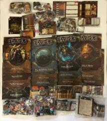 Warhammer Fantasy Roleplay Collection #3 - 2 Core Games + 4 Supplements!