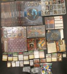 Warhammer Fantasy Roleplay Mega Collection #2 - Three Core Sets + 5 Expansions w/Bonus Accessories!