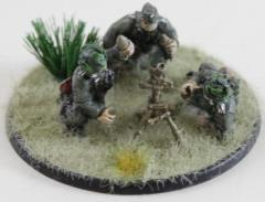 81mm Mortar Team #1
