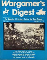 "Vol. 1, #4 ""Battle of Cannae, Austerlitz, Smoke in Wargaming"""