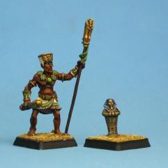 Priest of Osiris w/Sacred Icon