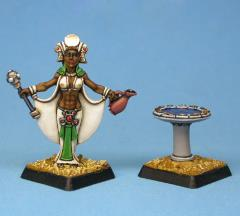 Priestess of Amun w/Scrying Bowl