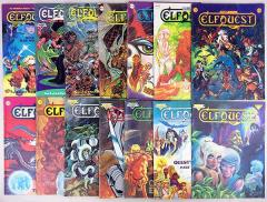 Elfquest Collection #2 - 14 Issues!