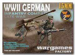 German Infantry Company - Late War