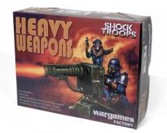 Shock Troopers Heavy Weapons Teams