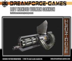 Leviathan - Vulkan Cannon, Left Hand