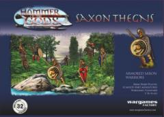 Hammer of the Gods - Saxon Thegns