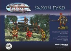 Hammer of the Gods - Saxon Fyrd