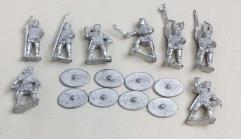 Imperial Roman Legionaries in Mail Armor #1