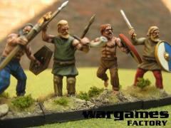 Might of Rome - Ancient German Warband