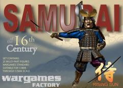 Land of the Rising Sun - Samurai of the 16th Century