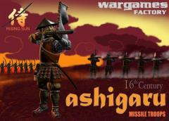 Land of the Rising Sun - Ashigaru Missile Troops
