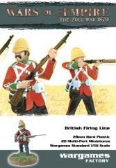 Wars of Empire - The Zulu War 1879, British Firing Line