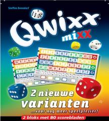 Qwixx Mixx (Dutch Edition)
