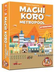 Machi Koro - Metropolis Expansion (Dutch Edition)