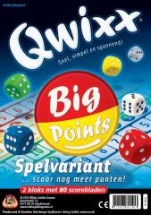 Qwixx - Big Points (Dutch Edition)