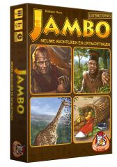 Jambo - New Adventures and Deception (Dutch Edition)