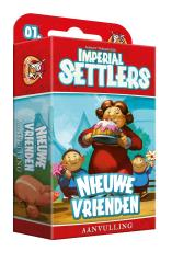 Imperial Settlers - Why Can't We Be Friends? Expansion (Dutch Edition)